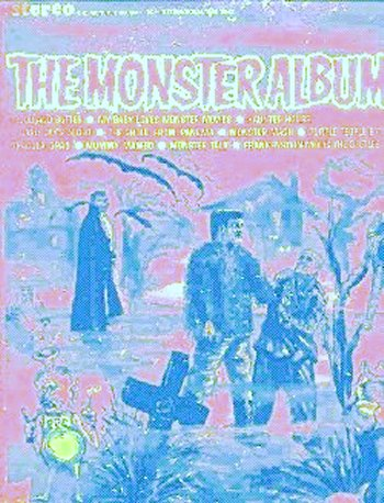 The Monster Album